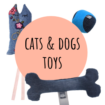cats & dogs toys