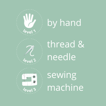 sewing projects levels